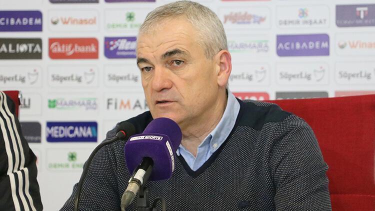 """Sivasspor Teknik Direktörü Rıza Çalımbay: """"Artık kolay maç yok"""""""