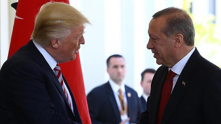 Trump'tan Cumhurbaşkanı Erdoğan'a taziye