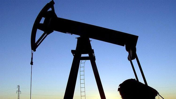 Brent petrolün varili 58,44 dolar