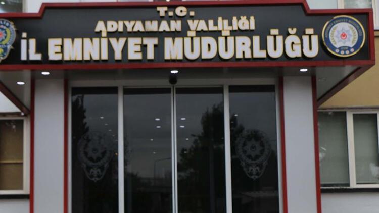 Adıyaman'da arama kararı bulunan 16 kişi tutuklandı