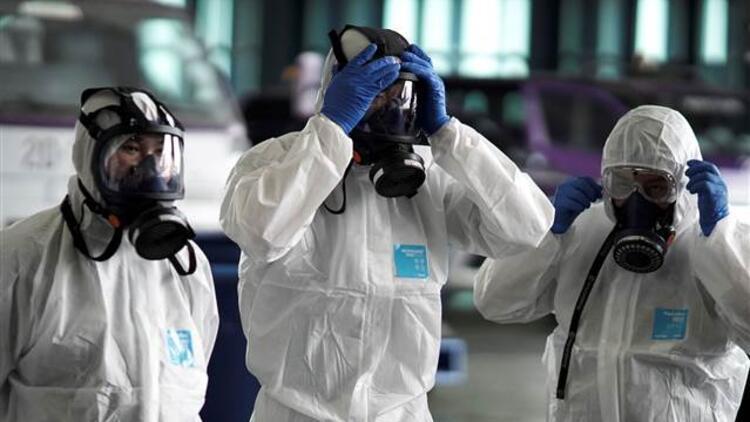 Çin'de koronavirüs salgını altındaki Hubey'e sağlık personeli takviyesi