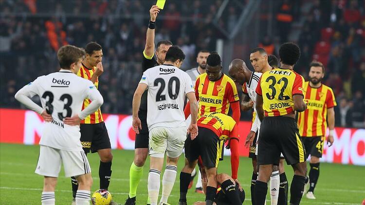 Son dakika | Beşiktaş, Göztepe maçının tekrarı için resmi talebini TFF'ye iletti