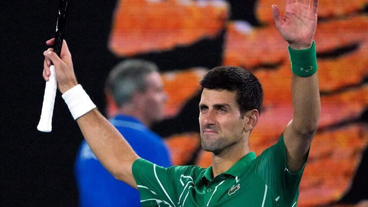 Son Dakika | Djokovic yarı finalde Federer'in rakibi oldu