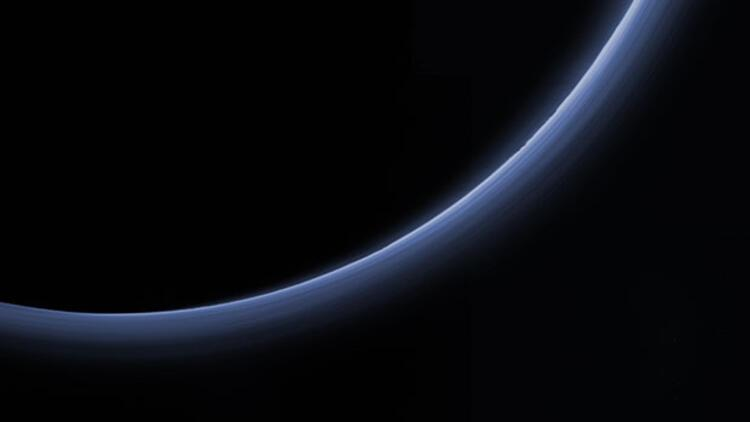Plüton'da gizemli sis! Nedeni araştırılıyor