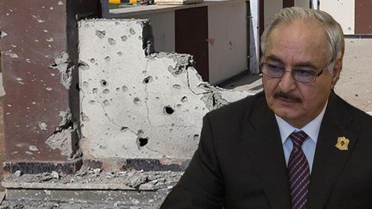 Son dakika haberi: Hafter Trablus'ta okula saldırdı: Ölü ve yaralılar var