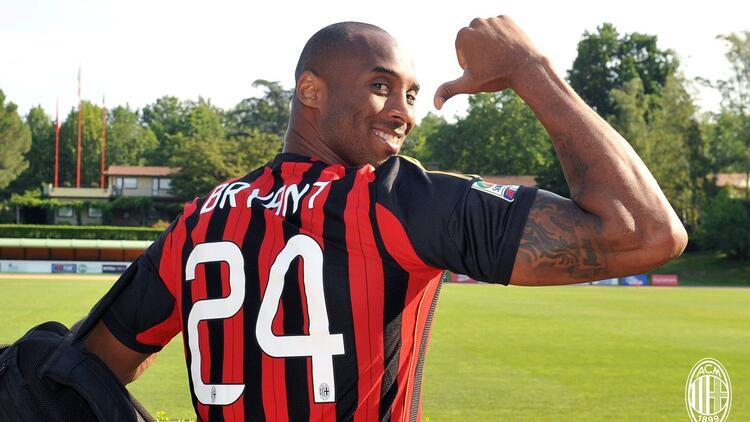 Milan'dan Kobe Bryant kararı