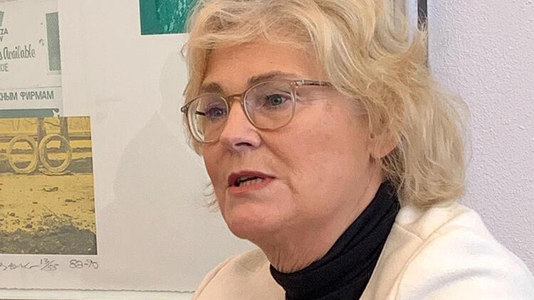 Lambrecht: 'Ölümle tehdit ifade özgürlüğüne girmez'