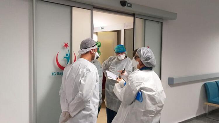 Aksaray'daki Corona virüs şüphesine son nokta konuldu: Taburcu edildi