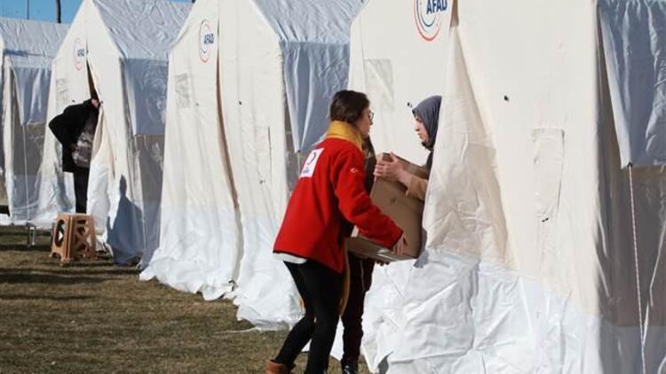 Uzmanlar deprem bölgesinde halk sağlığı için uyardı