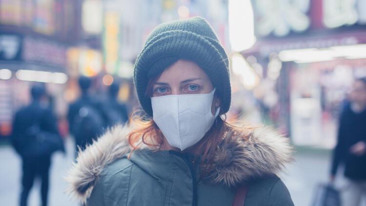 Çin'de stoklar tükendi, Türkiye imdada yetişti! Acil maske lazım...