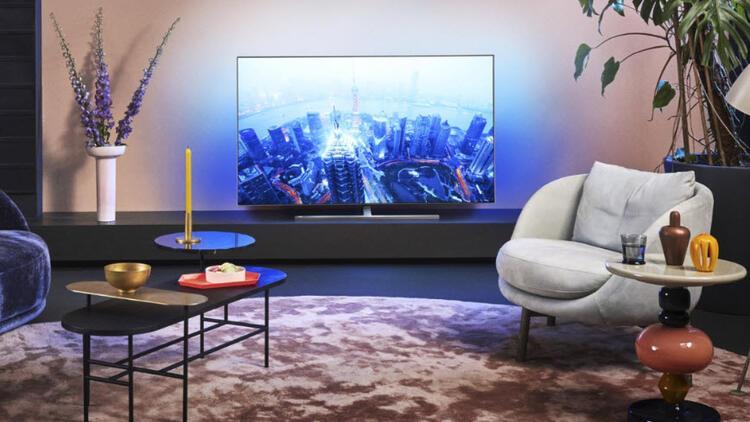 Yeni televizyonlar yapay zekayla birleşiyor