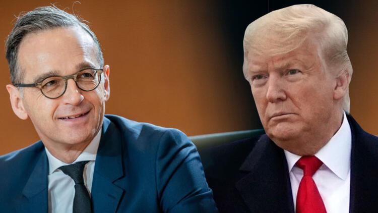 Trump'ın sözde barış planına Almanya'dan tepki