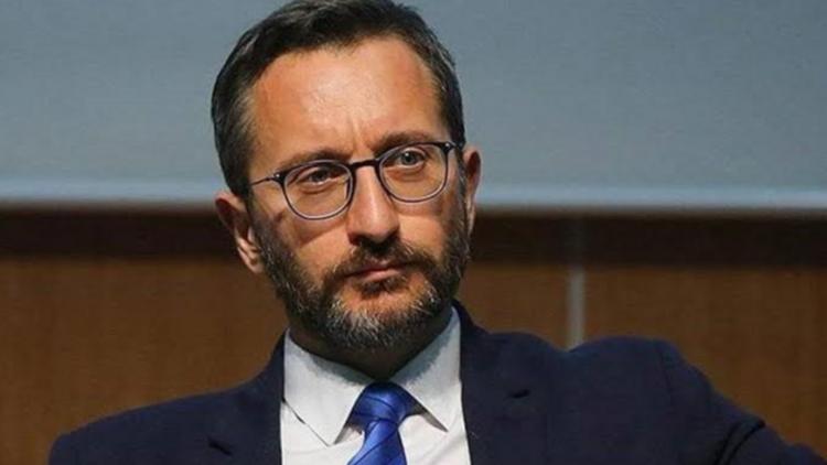 İletişim Başkanı Fahrettin Altun'dan 'ABD'nin sözde barış planı' açıklaması