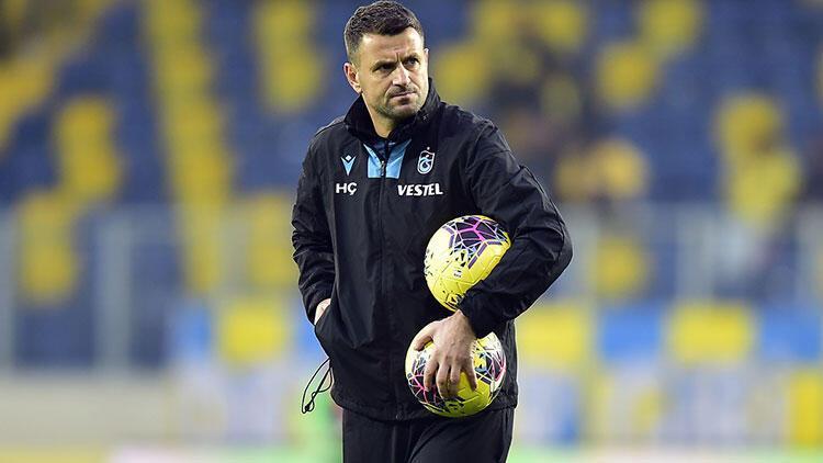 Trabzonspor, derbi performansını Hüseyin Çimşir ile sürdürmek istiyor