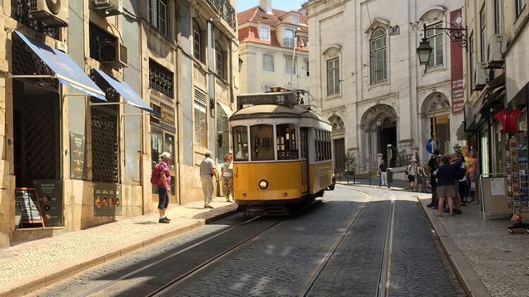 Atlas Okyanusu kıyısında Akdeniz ruhu taşıyan şehir: Lizbon