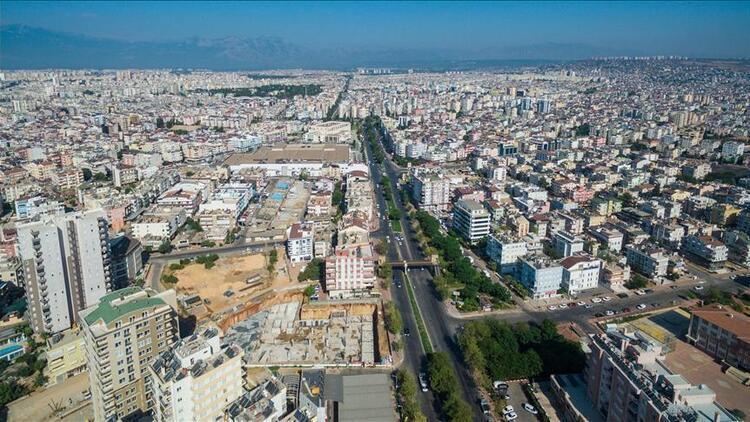 Türkiye'de 2012'den bu yana saptanan 197 bin 20 riskli yapıdan 165 bin 556'sı yıkıldı
