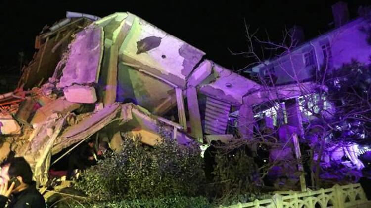 AFAD: Deprem bölgesinde acil yıkılacak 138 bina tespit edildi