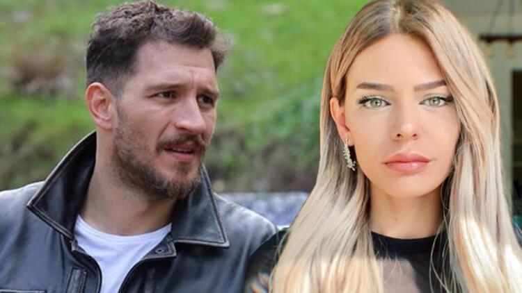 Oyuncu Uraz Kaygılaroğlu ile sosyal medya fenomeni Mehtap Algül aşk mı yaşıyor