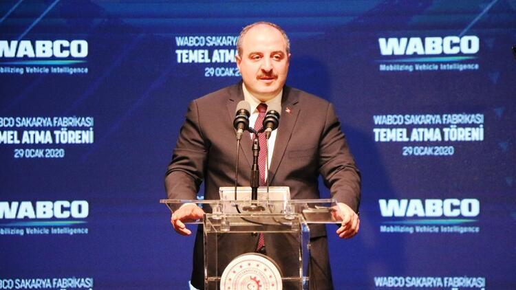 Bakan Varank'tan 210 bin istihdam müjdesi