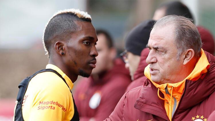 Son Dakika | Galatasaray'da Andone ve Onyekuru takıma döndü