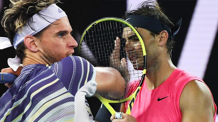 Son Dakika | Avustralya Açık'ta Rafael Nadal, 4 saat sonunda Thiem'e elendi