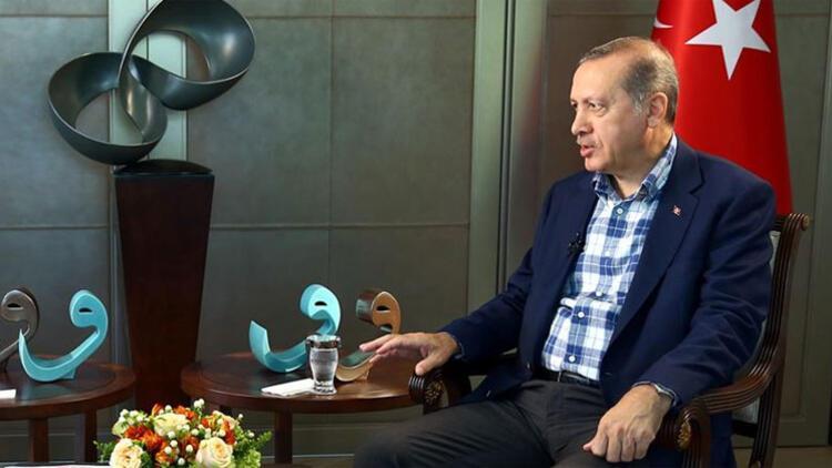 Cumhurbaşkanı Erdoğan: Türkiye'nin yeni bir düzensiz göç dalgasını tek başına göğüslemesi mümkün değildir