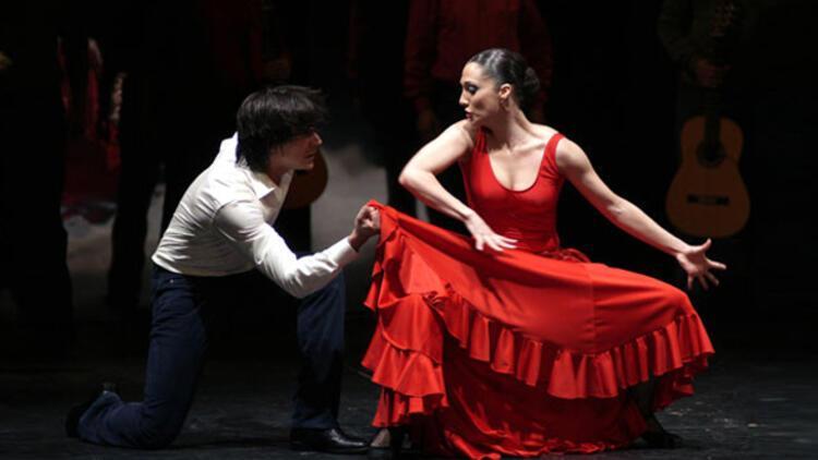 """Antonio Gades Topluluğu, İstanbul'da """"Carmen""""i sahneleyecek"""