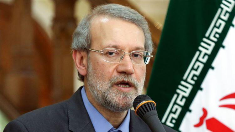 İran Meclis Başkanı'ndan ABD'nin sözde barış planına tepki