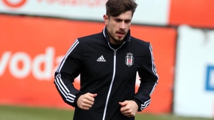 Beşiktaş'ta Dorukhan 4 ay sonra sahalara döndü