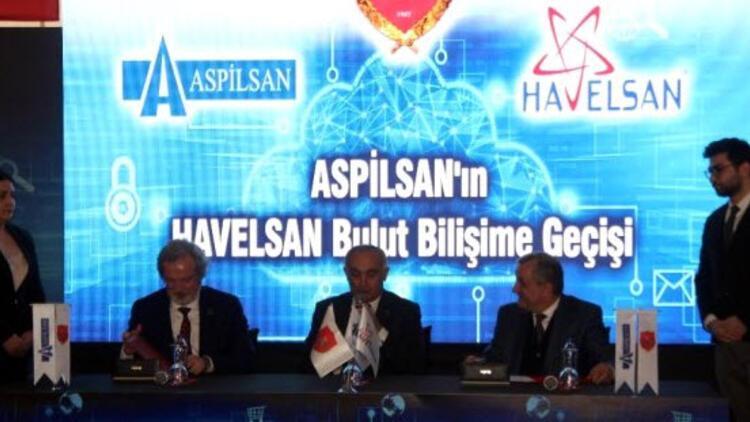 """ASPİLSAN, HAVELSAN'ın """"Bulut Bilişim Sistemi""""ne geçti"""