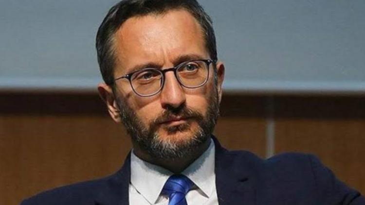 İletişim Başkanı Fahrettin Altun'dan uluslararası topluma çağrı