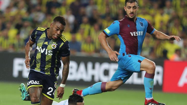 Süper Lig'de 20. hafta başlıyor! Trabzonspor-Fenerbahçe maçı...