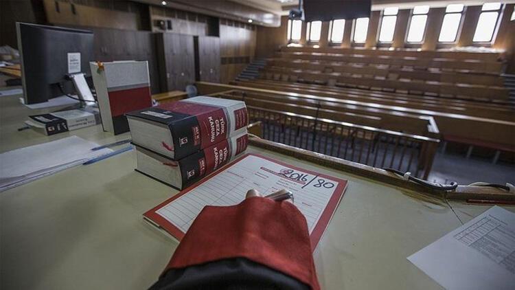 Eski AYİM üyesi Ertuğrul Şahin'e 12 yıl hapis