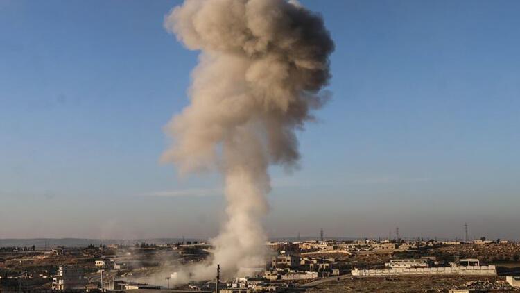 Son dakika haberi: İdlib'te 10 sivil hayatını kaybetti