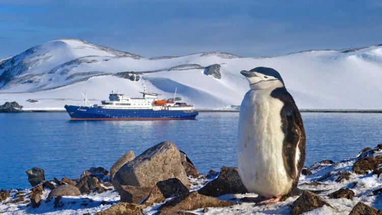 4. Ulusal Antarktika Bilim Seferi için hazırlıklar tamamlandı
