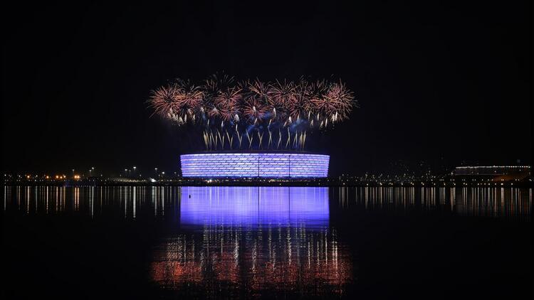 Bakü, Euro 2020 için Türk taraftarları ağırlamaya hazır