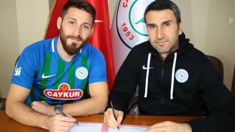 Son dakika transfer haberleri | Çaykur Rizespor'da Tunay Torun imzayı attı