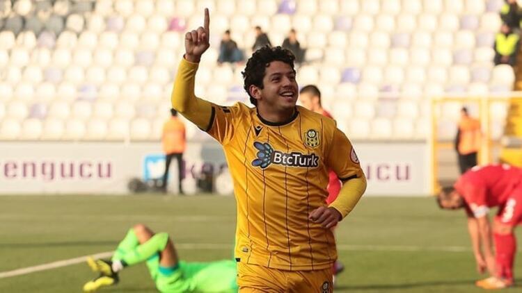 Son dakika   Yeni Malatyaspor Guilherme'nin sözleşmesini feshetti