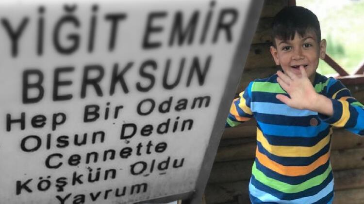 Yiğit Emir'in ölümüne neden olan sürücünün yargılanmasına başlandı