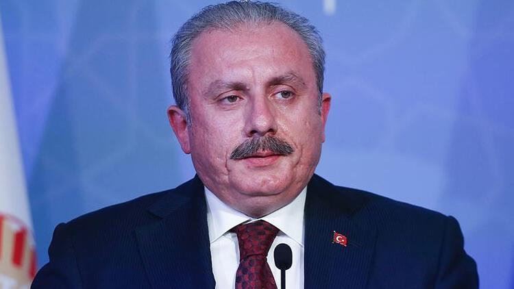 TBMM Başkanı Şentop'tan ırkçı Yunan milletvekiline kınama