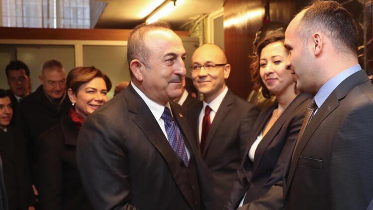 Bakan Çavuşoğlu, Bulgaristan'da