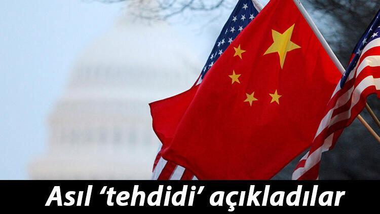 ABD'den dikkat çeken çıkış! 'Asıl tehdidi' açıkladılar