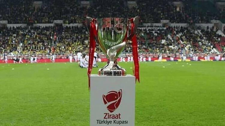 Türkiye Kupası'nda çeyrek final ilk maçlarının programı açıklandı