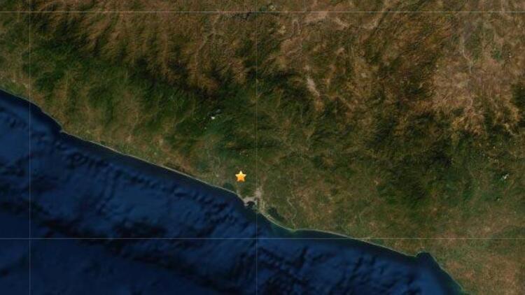 Son dakika... Meksika'da 5,4 büyüklüğünde deprem