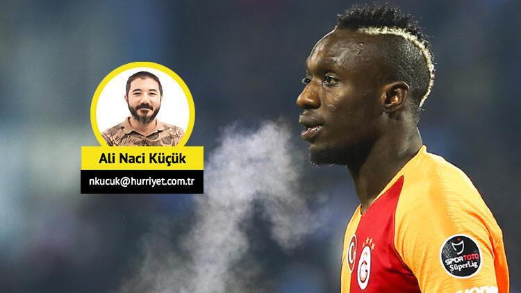 Galatasaraylı Mbaye Diagne'ye 6 ay kafa izni | Transfer Haberleri