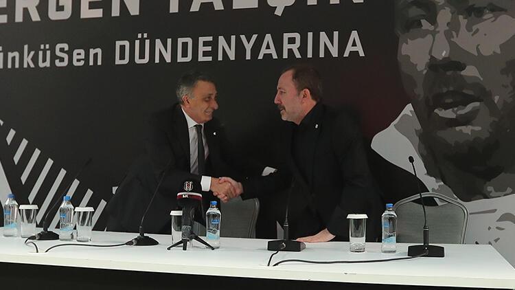 Beşiktaş'ta Sergen Yalçın'dan transfer kararı: 'Kimse ayrılmayacak'