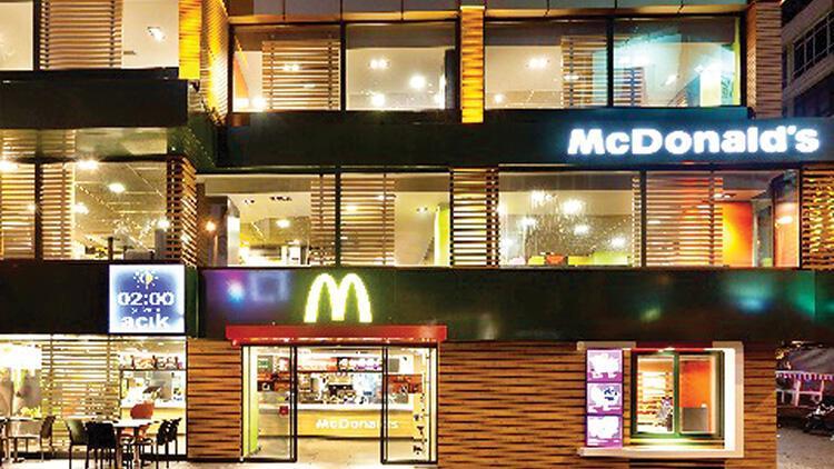 Anadolu Grubu'ndan 280 milyon TL'lik satış... Mc Donalds Türkiye, Birlesik Holding'in oldu