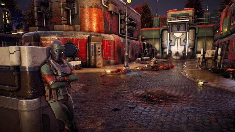The Outer Worlds Nintendo Switch'e geliyor