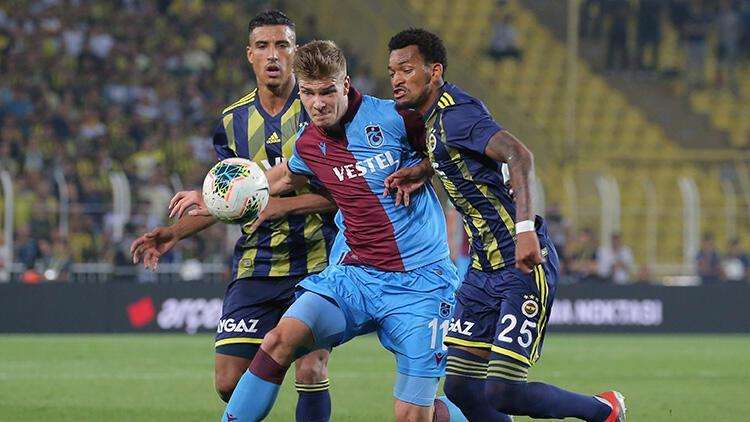 Trabzonspor - Fenerbahçe maçı kapalı gişe!
