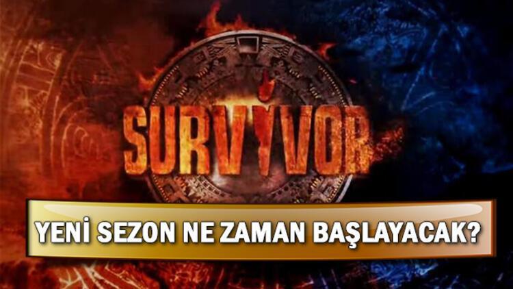 Survivor 2020 sezonu ne zaman başlayacak? Survivor yeni sezon yarışmacıları belli oldu mu?